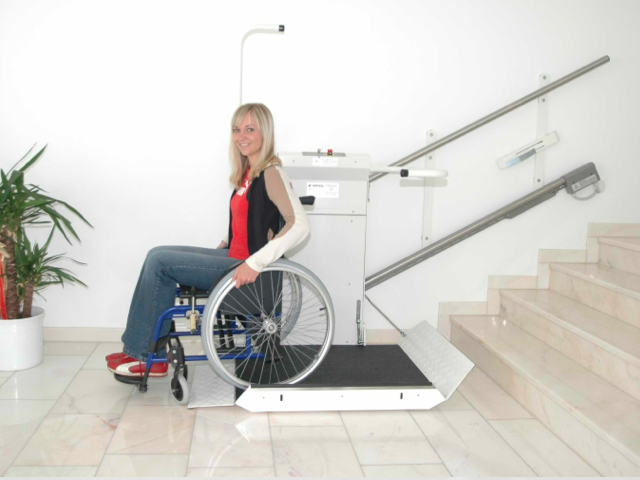 Wheelchair Lifts Illinois Inclined Platform Lifts